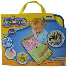 Tomy AQUADOODLE COLOUR DOODLE BAG Water Drawing Set BN