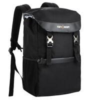 K&F Concept DSLR SLR Camera Laptop Backpack Bag Case Waterproof Large Capacity