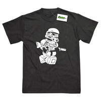 Stormtrooper Inspired by Star Wars Kids Printed T-Shirt