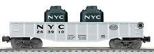 2009 discontinued Lionel NYC Gondola w/Containers 6-26391 new in the box