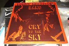 THE TOMMY MORRISON BAND,CRY TO THE SKY,RARE 1985 LP VINYL ALBUM,PRIVATE PRESS EX