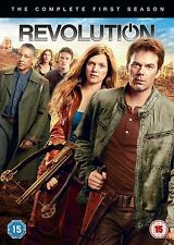 Revolution Complete Series 1 DVD All Episode First Season Original UK NEW