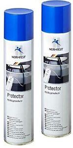 2x Normfest Hohlraumversiegelung Protector Spray 400 ml Hohlraumschutz