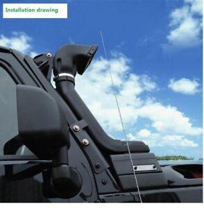 Air Intake Kit For Jeep Wrangler JK JLU 2007-2018 Rugged Ridge Snorkels