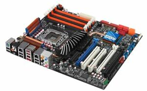 ASUS P6T DELUXE INTEL SOCKET 1366 MOTHERBOARD