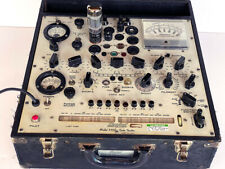 Hickok Transductance Tube Tester Model 539c Late Model Recently Calibrated