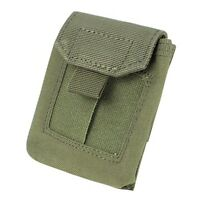 Condor MA49 OD Green MOLLE Belt EMT Medic Latex Glove Tactical Utility Pouch