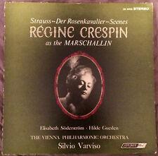 STRAUSS – REGINE CRESPIN: Scenes from Der Rosenkavalier – London OS 25905 LP