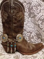 ad0591df74a Boot Conchos In Women's Boots for sale | eBay