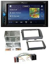 Pioneer 2DIN MP3 USB AUX Autoradio für Fiat Croma (ab 2005)