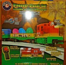 Lionel Junction Dinosaur Park Train Set Lionchief with Remote - NEW
