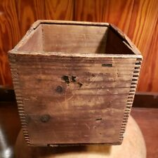 New listing Antique Pre1800's Americana Primitive Wood Box