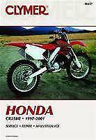 CLYMER HONDA CR250R 1997-2001 (M437)