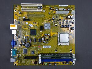 FSC Mainboard D2691-A10 GS 1,  VGA PCI SATA, 2GB RAM, ATHLON CPU