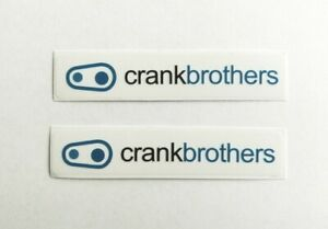 CRANKBROTHERS STICKERS GRAPHICS DECALS MTB MOUNTAIN BIKE ENDURO CYCLING ROAD XC
