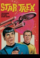 Star Trek 1971 story book