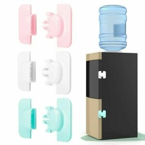 1Pc Home Refrigerator Fridge Freezer Door Lock Toddler Kids Child Cabinet New