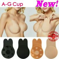 New Women Invisible Silicone Breast Pads Boob Lift Tape Bra Nipple Cover Sticker