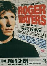 Roger Waters German Concert Tour Poster 2002 Pink Floyd