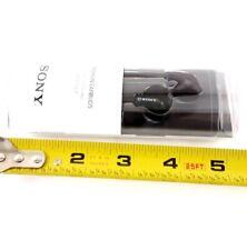 Sony Earbuds Headphone Black MDRE9LPBC 3.5mm In-Ear Fashion Color Earphones