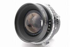 Fuji Fujinon W 125mm f/5.6 f 5.6 Lens w/Copal 0 Shutter *592626