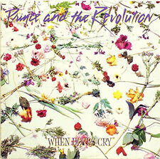 Prince and The Revolution - When Doves Cry Vinyl LP WB