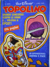 Topolino n°1604 [G.273] - BUONO –