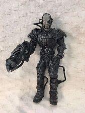 "2002 Borg Assimilation Klingon Action Figure Star Trek  Art Asylum 8"" Loose"