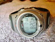 Timex IRONMAN TRIATHLON SPEED + DISTANCE SYSTEM Indiglo Watch