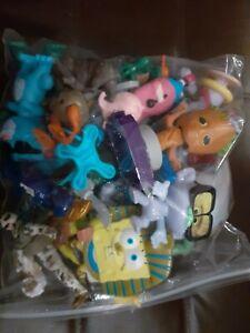 Mystery toy lot Groot SpongeBob Pokemon troll