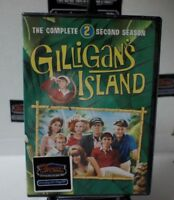 GILLIGAN'S ISLAND: THE COMPLETE SECOND SEASON [NEW DVD] FREE SHIPPING!