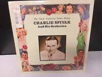 """CHARLIE SPIVAK AND HIS ORCHESTRA 12"""" SEALED LP RECORD"""