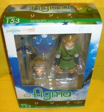 LINK LEGEND ZELDA SKYWARD SWORD FIGMA 153 MAX FACTORY GOODSMILE NINTENDO FIGURE