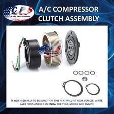 A/C AC Compressor Clutch Assembly fits Honda Civic 2006-2011 L4 1.8L TRSE07