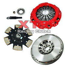 XTR STAGE 3 CLUTCH KIT+CHROMOLY FLYWHEEL fits NISSAN 350Z INFINITI G35 VQ35DE