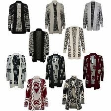 Long Sleeve Cotton None Jumpers & Cardigans for Women