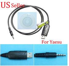 USB Programming Program Cable For Yaesu/Vertex Radio FT-41R FT-50R FT-51 FT-51R