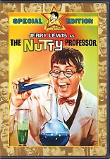 The Nutty Professor (Jerry Lewis) (DVD) AOI [107 minutes]