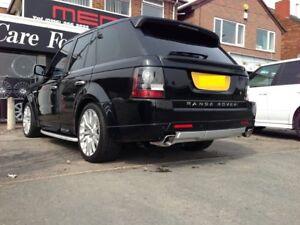 Range Rover Sport Mid Tailgate Spoiler 2005-2009 Models