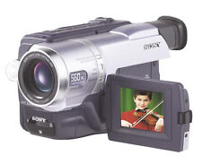 Sony Digital 8 Camcorders with Image Stabilisation