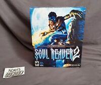 Legacy Of Kain Soul Reaver 2 Original Eidos PC Big Box Game - SEALED - VERY RARE