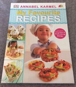 DK ANNABEL KARMEL STAND-UP FLIP-OVER BOOK MY FAVOURITE RECIPIES 2011