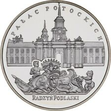 Poland / Polen - 20zl Castles and Palaces of Poland: Radzyn Podlaski