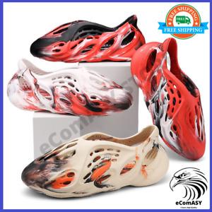 Kanye Men Women Summer Beach Foam Shoes Anti Slipper Runner Sandals CamouflageR1