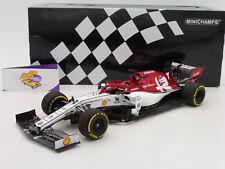 """Minichamps 110190007 # Alfa Romeo Racing C38 2019 """" Kimi Raikkonen """" 1:18 NEU"""