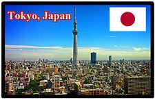 TOKYO, JAPAN - SOUVENIR NOVELTY FRIDGE MAGNET - BRAND NEW - GIFT
