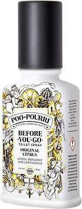 *1-Piece* Poo Pourri Before You Go Toilet Spray Original Citrus 4 Oz