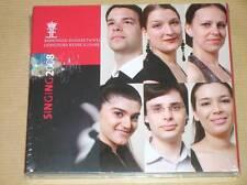2 CD / SINGING 2008 / CONCOURS DE LA REINE ELISABETH / NEUF SOUS CELLO