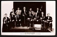 Ramsgate. Al Tabor & Band, Royal Victoria Pavilion 1935