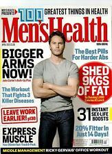 MENS HEALTH MAGAZINE - April 2012